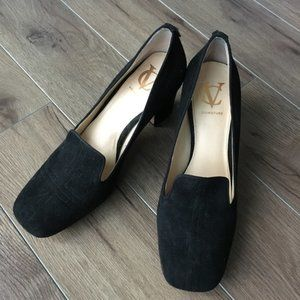 """VC Vince camuto suede leather 2"""" heels pumps"""
